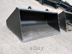 7.5ft Telehandler / Loader / Loadall Bucket JCB / Manitou