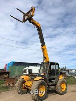 96 JCB 526s Farm Special Telehandler Telescopic Forklift Truck