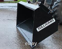 Buckrake, Silage Grape, Silage rake, Silage grab (Sullivans Engineering)