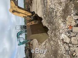 Cat th62 telehandler bucket catapiller not tractor bucket jcb merlo stone bucket