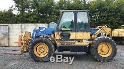 Caterpillar TH62 Telehandler Loader Forklift Not JCB Manitou Terex Bobcat etc