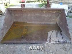 Cherry Telehandler Bucket JCB Q-Fit Brackets 2.28m £795+vat