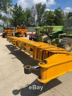 Complete JCB 540-200 Telehandler Boom Fit 540-170 Chassis (Vat Included)