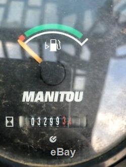 Diesel Manitou Forklift Telehandler Jcb
