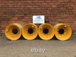FAD 13x20 8 Stud Rims JCB/Dumper/Telehandler (£150 Incl Vat)