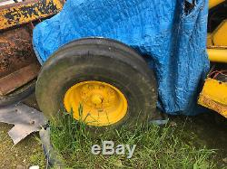 Ford 550 Excavator digger, like JCB telehandler