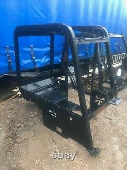 Genuine JCB Telehandler Bare Cab Frame P/N 155/70185 (E5207)