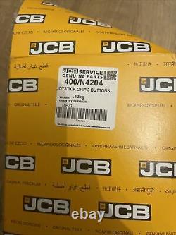 Genuine Jcb Joystick 3 Button 400/n4204 Telehandler (loadall)