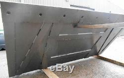 Heavy Duty Telehandler/ Loadall Bucket 2.2m JCB Merlo Manitou Matbro £1350+ VAT