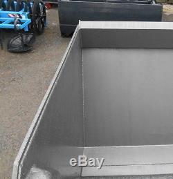 Heavy Duty Telehandler/ Loadall Bucket 2.4m JCB Merlo Manitou Matbro £1400+ VAT