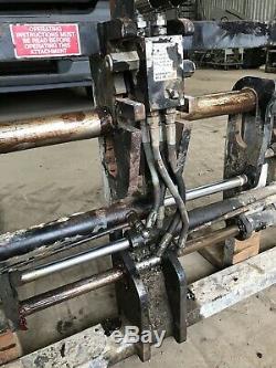 Hydraulic Fork Mover JCB Telehandler Used Price £1450.00 + VAT @ 20%