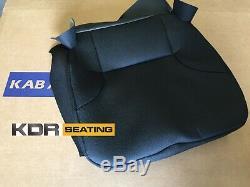 JCB 333/F2931 & 333/F2929 Seat Cushion Foam &Cover Loadall Forklift Telehandler
