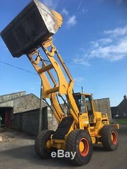JCB 436 HT Super High Reach Loading Shovel Not Telehandler
