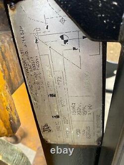 JCB 500 Series Extendable Trussmaster Telehandler Jib £1250 + VAT