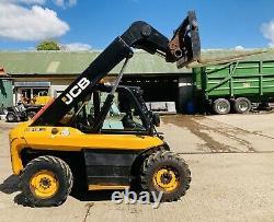 JCB 515-40 Compact Telehandler / Loadall, Tractor Forklift Loader