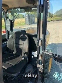 JCB 515-40 Telehandler Forklift 2014