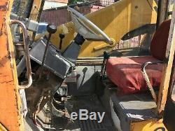 JCB 520-4 telehandler loader