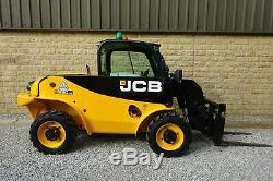 JCB 520-40 Telehandler 2015