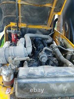 JCB 520-40 telehandler 2006 hydraulic headstock new engine serviced annualy