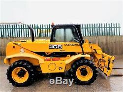 JCB 520-50 Telehandler / Loadall (2010) (£14500 + Vat) TELE-0201