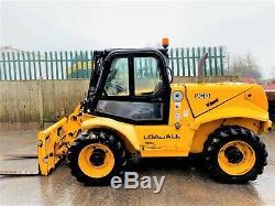 JCB 520-50 Telehandler / Loadall (2010) (£15500 + Vat) TELE-0201