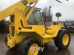 JCB 520 Farm special Loadall Telehandler we stock merlo manitou one owner
