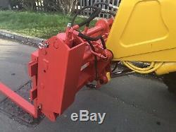 JCB 520 TELEHANDLER. 1979 Vintage Rare Machine 1863 Hrs