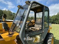 JCB 520 Telehandler Forklift
