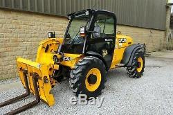 JCB 524-50 Agri Telehandler 2012