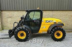 JCB 524-50 Agri Telehandler 2014