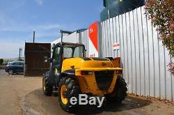 JCB 524-50 year 2007 only 3381 hours 2.4t 5m Telehandler £16250+VAT