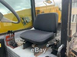 JCB 525-58 Farm Special Turbo Telehandler Loadall Forklift