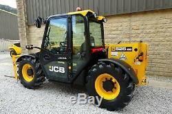 JCB 525-60 Agri Plus Telehandler 2016
