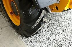 JCB 525-60 Telehandler 2017 Agri Tyres
