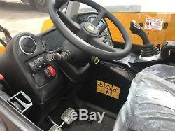 JCB 525-60 Telehandler 2018 2500Kg Capacity 8 Hours