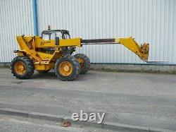 JCB 525-67 telehandler fork lift teleporter manitou merlo 4wd 530 70 delivery