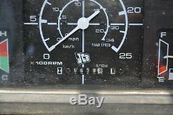 JCB 525-67 year 1991 2.5t 6.7m Telehandler +BUCKET +FORKS £6600 NO VAT