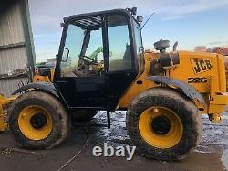 JCB 526 Farm Special 2001 Telehandler Loadall We Stock Merlo Manitou CAT