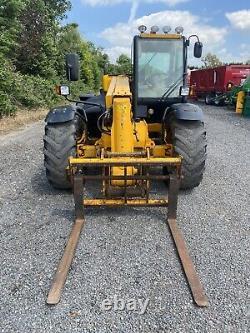 JCB 526S Telehandler Forklift For Farm Like Tractor LOW HOURS VGC PLUS VAT