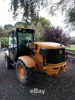 JCB 526s 7m low hrs LOADALL TELEHANDLER FORK LIFT