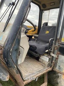 JCB 526s Farm Special 6m LOADALL TELEHANDLER TELEPORTER