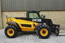 JCB 527-55 Agri Telehandler