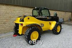 JCB 527-55 Agri Telehandler 2005