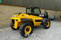 JCB 527-55 Telehandler Loader 2013