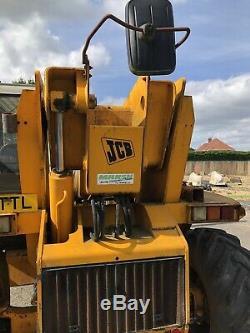 JCB 527 67 Loadall Farm Special Telehandler Power shift Turbo jcb Teleporter