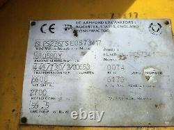 JCB 527-67 telehandler, forklift