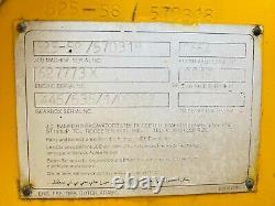 JCB 528-58 FS Telehandler / Loadall (1993) (£13900 + Vat) TELE-0272