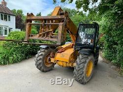 JCB 528-70 Loadall Telehandler Rough Terrain 1999 5000 hours £14,750 + VAT