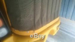 JCB 528S Loadall Telehandler, in yellow! 2006 Model
