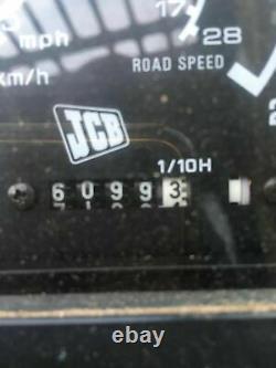 JCB 530 70 7m LOADALL TELEHANDLER FORK LIFT